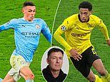 Champions League: Phil Foden and Jude Bellingham compared by Sportsmail's CHRIS SUTTON
