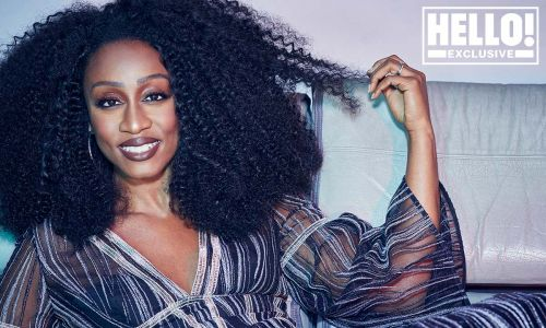 Beverley Knight reveals how she overcame her insecurities in her late 40s