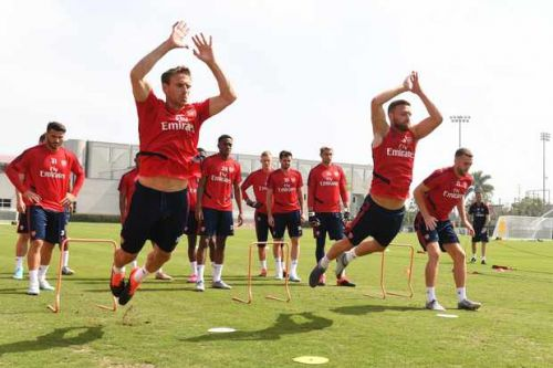 Arsenal v Bayern Munich: How to watch International Champions Cup on TV and live stream