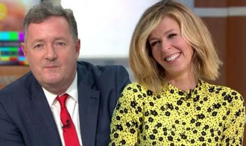 Piers Morgan reveals jibe to Kate Garraway over marriage to Derek: 'Set the bar low'