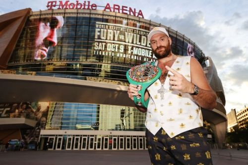 Watch Tyson Fury vs Deontay Wilder 3 live stream and on TV in UK   How to watch