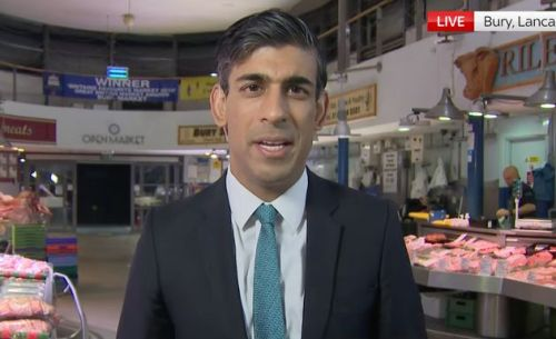 Rishi Sunak Refuses To Say If Income Tax Will Be Cut Before Next Election
