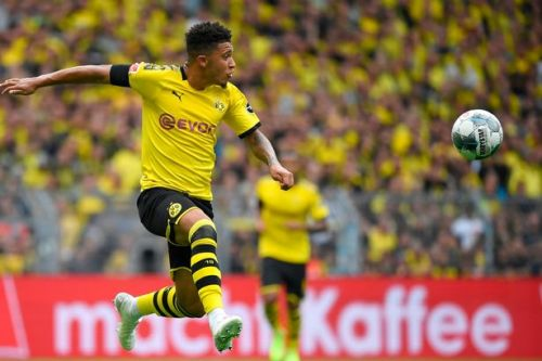 Jadon Sancho 'signs new Borussia Dortmund contract' with staggering wage rise