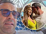Ouch! Joe Giudice injures his knee on same day ex Teresa reveals lavish proposal from fiance
