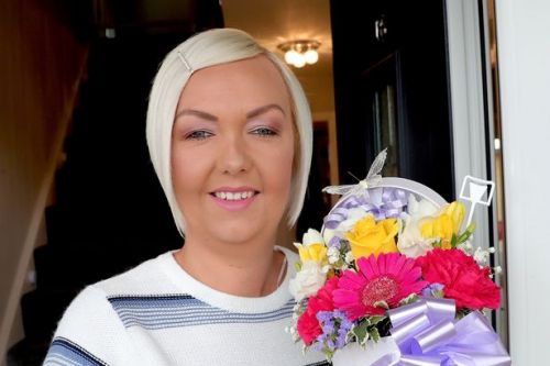 Newmains woman is praised by her loving husband