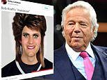 Twitter drags Robert Krafts after the Patriots owner was charged with soliciting prostitutes