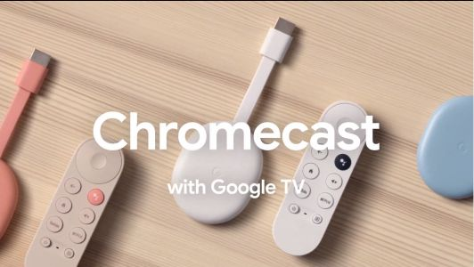 Chromecast with Google TV just gained another premium music streaming service