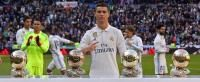 Ronaldo nominated for Ballon d'Or