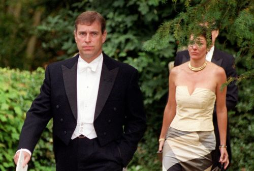 Jeffry Epstein's 'madam' made 'secret visits to Prince Andrew at Buckingham Palace'