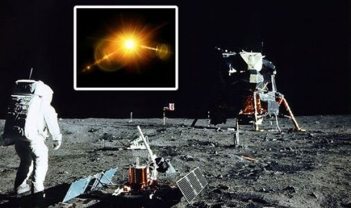 'Likefourthof July' Strange space anomaly seen by Buzz AldrinfromApollo 11 exposed