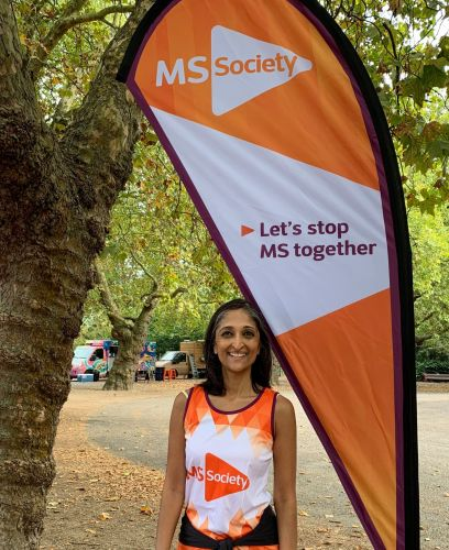 Strong Women: 'I lost all feeling in one side of my body at 28 - but MS won't stop my fight'