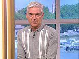 Phillip Schofield reveals he will be discussing his mental health battle over the next few weeks