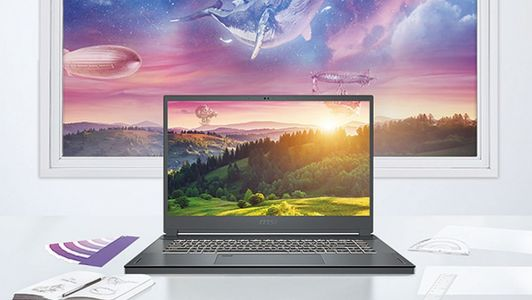 This new laptop has the world's largest battery