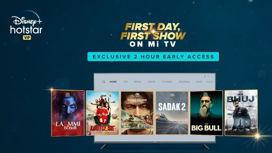 Xiaomi MiTVs to get early access to Disney Plus Hotstar movies