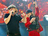 AC/DC announces 2020 Australian tour with Brian Johnson returning four years after he quit