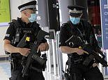 Number of police firearms operations drop for the first time in four years