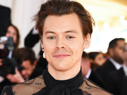 A Harry Styles doppelgänger has been found working at a Starbucks drive-thru, and the video is going viral