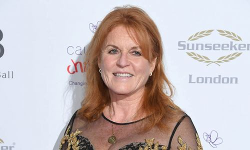 Sarah Ferguson shares candid picture from brother Andrew's surprise wedding