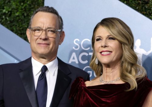 Tom Hanks issues optimistic update as he and wife Rita Wilson return to LA after coronavirus battle