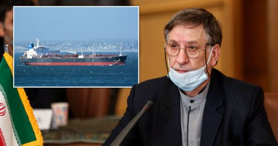 UK orders Iran to 'stop risking international peace' after tanker attack