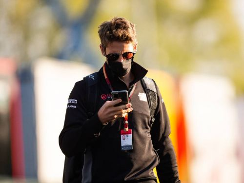 Grosjean hoping to work with Magnussen again