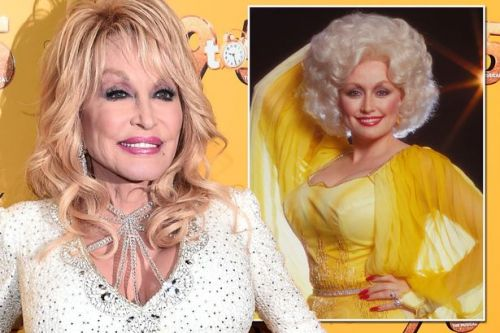 Dolly Parton's pet dog saved her life when she considered suicide over heartbreak
