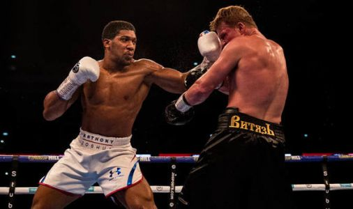 Anthony Joshua: Five things we learned from stunning Wembley knockout