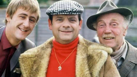 Sir David Jason Nearly Played A Very Different Character In Only Fools And Horses