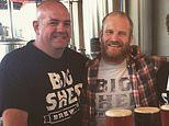 Craig Basford and Jason Harris turn hobby into a Big Shed beer brewing business
