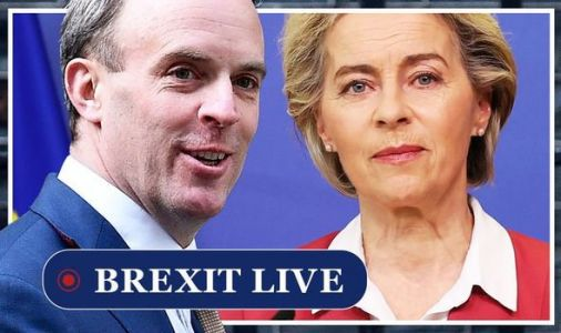 Brexit LIVE: Raab signs Britain up to 10-nation trade club in major win after leaving EU
