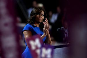 Michelle Obama has broken her silence on her experience with low grade depression