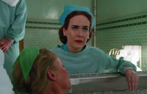 Watch Sarah Paulson as 'One Flew Over the Cuckoo's Nest' villain in first trailer for 'Ratched'