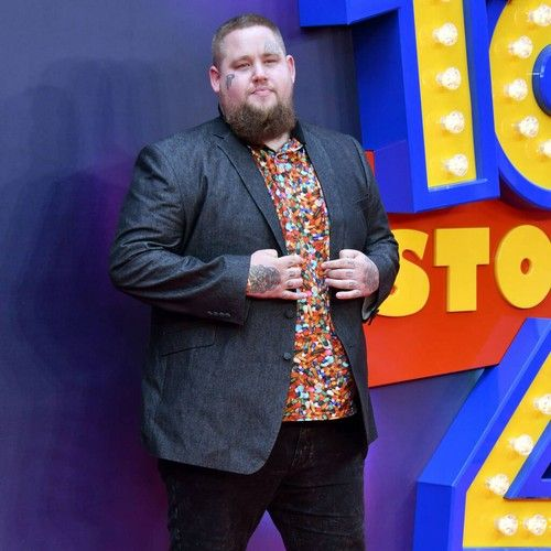 Rag'n'Bone Man would 'love' his son to follow in his musical footsteps