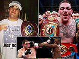 Andy Ruiz Jr rise to the top of heavyweight boxing: From chubby contender to champion of the world