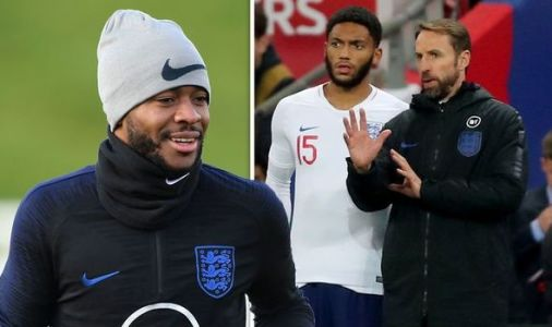 Joe Gomez booed by England fans against Montenegro after Raheem Sterling altercation