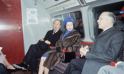 10 times the royals surprised us on public transport