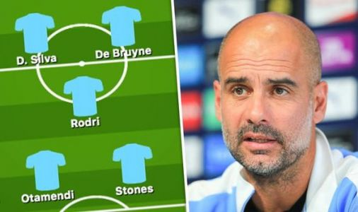 Man City team news: Predicted 4-3-3 line up vs Norwich - Guardiola gives fitness updates