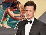 TALK OF THE TOWN: Looks like Matt Smith is back in the dating pool