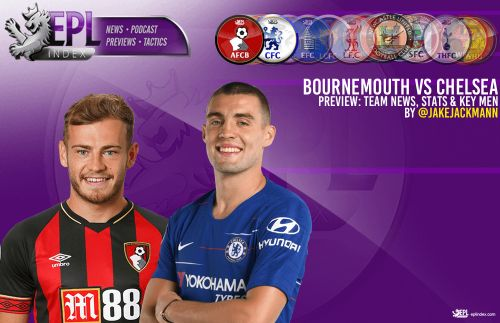 Bournemouth vs Chelsea Preview | Team News, Stats & Key Men