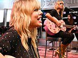 Taylor Swift gushes about owning rights to her new Lover album as she trashes Scooter Braun