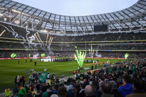 Ireland vs All Blacks LIVE rugby score: TV channel and latest updates
