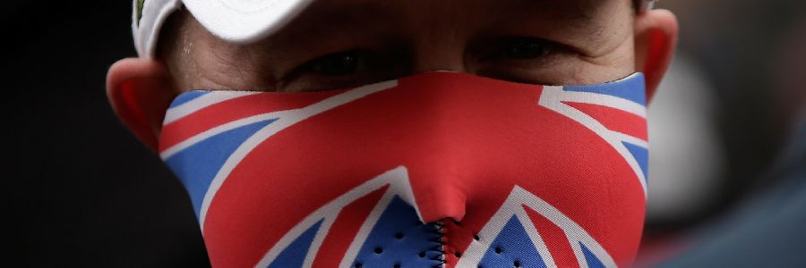 One in three Britons see far-right terror groups as a big threat to the UK