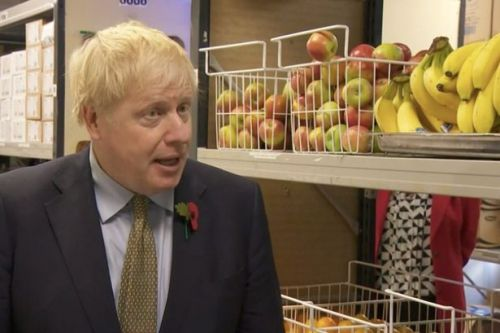 Boris Johnson hints at partial U-turn on free school meals after angry backlash