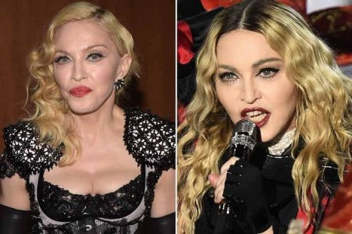 Madonna cancels gig with 45 mins notice the day after swigging port to 'get through' show