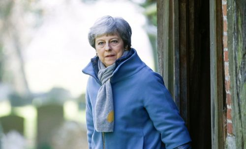 Theresa May battling for Brexit as MPs try to take away her power