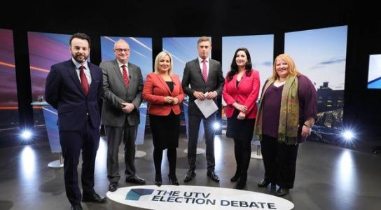 Who were the winners and losers? Suzanne Breen's verdict on UTV election debate