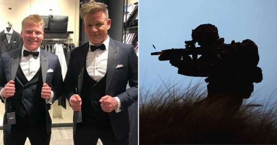 Gordon Ramsay's son Jack 'joins Royal Marines after uni and becomes butt of everyone's cooking jokes'