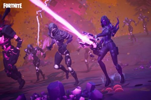 Fortnite Season 8 map: How to find IO Guards and new POI locations
