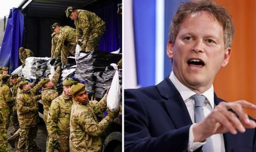 UK troops could be deployed to help tackle fuel shortage chaos