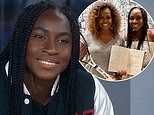 Tennis starCoco Gauff, 15, says she was 'screaming' over Michelle Obama attention
